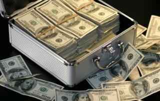 Dinero en cuenta corriente