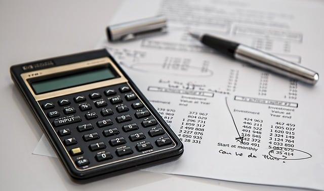 La calculadora de impuestos e IRPF