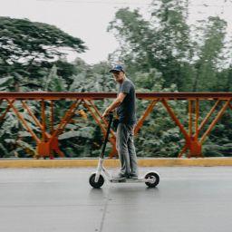 El patinete eléctrico y su uso