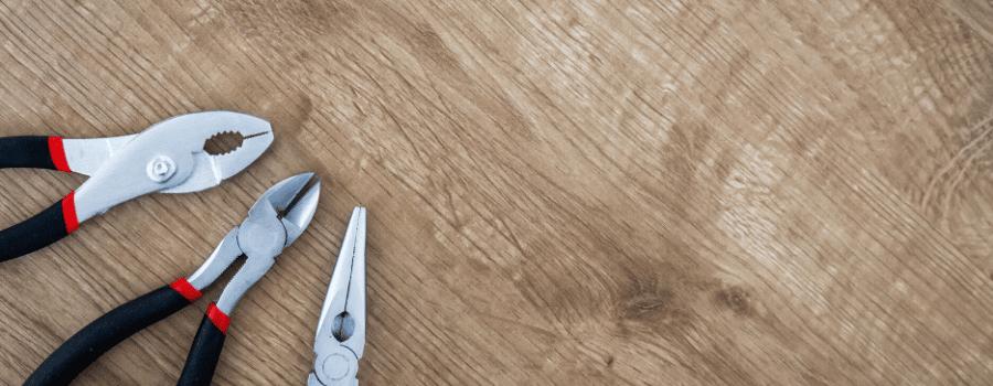 herramientas seguro del hogar